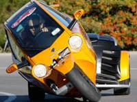 Автомобильный мотоцикл Карвер I