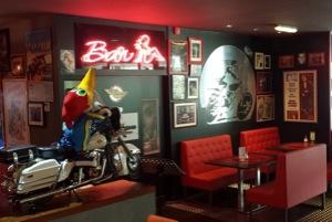 мотобар Harley Барселона