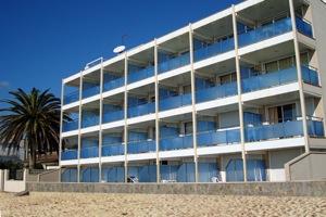 апартаменты пляж Барселона