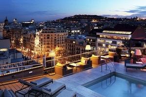 book hotel Barcelona center / аренда отеля в центре Барселоны