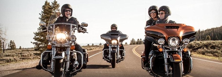 мототур на Harley Барселона 1