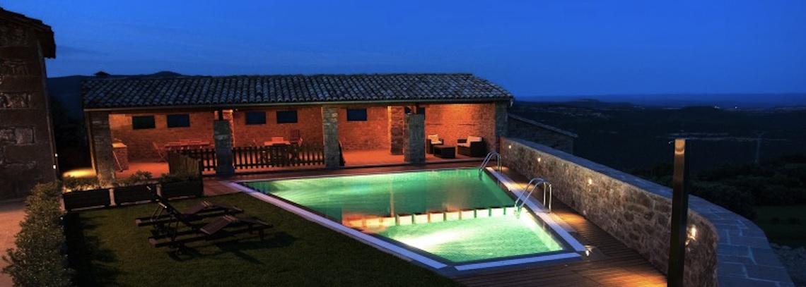 Luxury accommodation Catalonia