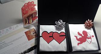 st valentine original gift
