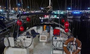yacht surprise