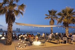beach restaurant - Kakdoma Barcelona
