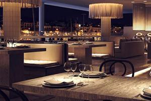 lounge restaurant - kakdoma Barcelona