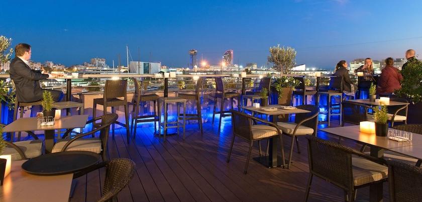 Rooftop bars HDuquesa de Cardona