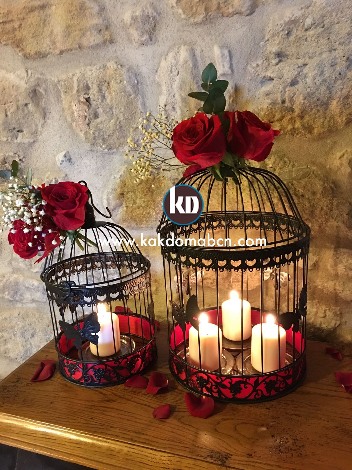 flamenco events decorations